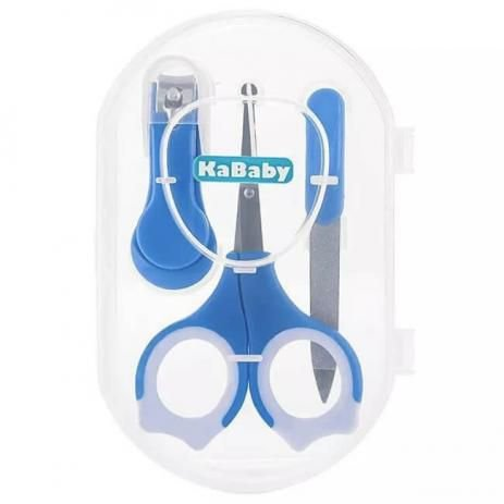 Kit Manicure Premium Azul - KaBaby