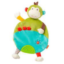 Naninha Mordedor Macaco - Multikids