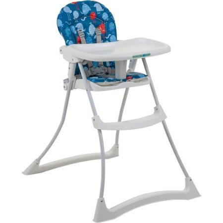 Cadeira Bon Appetit Passarinho azul - Burigotto