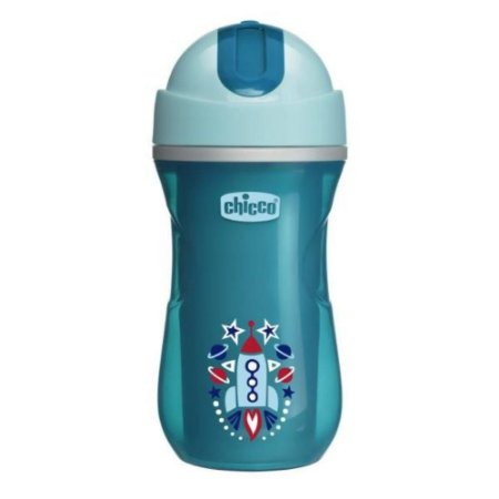 Copo Sport Cup 14 Meses+ Azul - Chicco