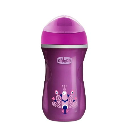 Copo Active Cup 14M+ Rosa- Chicco