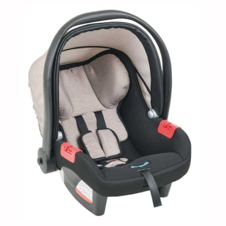 Bebê Conforto Touring Evolution Mesclado Bege 0 a 13kg - Burigotto