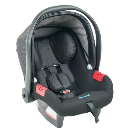 Bebê Conforto Touring Evolution Mesclado Cinza 0 a 13kg - Burigotto