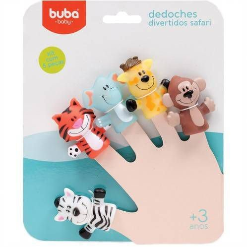 Dedoches Divertidos - Buba