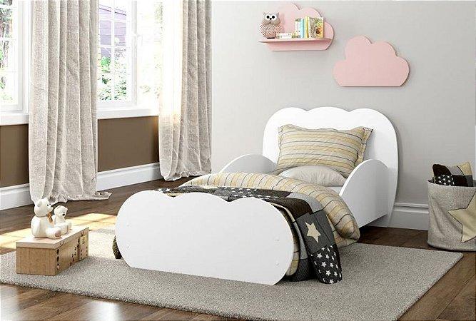 Mini Cama Nuvem Branca - Multimóveis