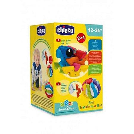 Brinquedo Bola Monta E Desmonta 2 Em 1-  Chicco
