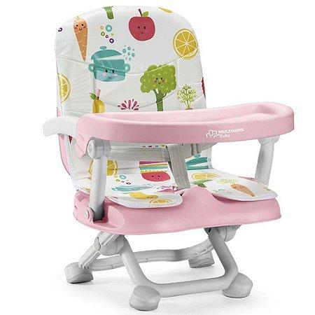 Cadeira De Alimentação Portatil Pop 'n Eat Frutinhas - Multikids
