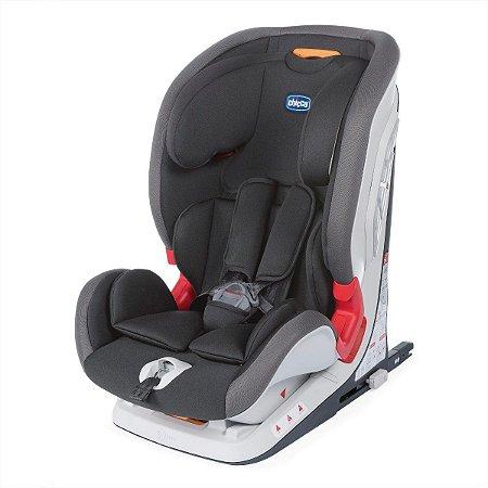 Cadeira para Auto 9 a 36kg Youniverse Fix Jet Black Chicco