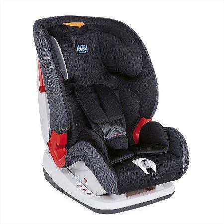 Cadeira Auto Youniverse Jet Black (9 a 36kg) - Chicco
