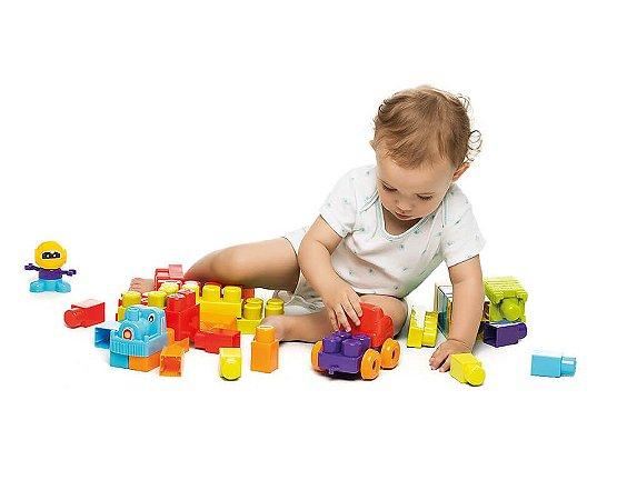 Super Blocks 39 peças - Calesita