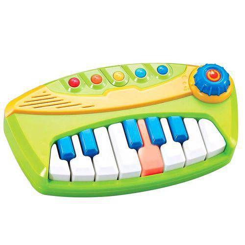 Meu primeiro teclado - Dican