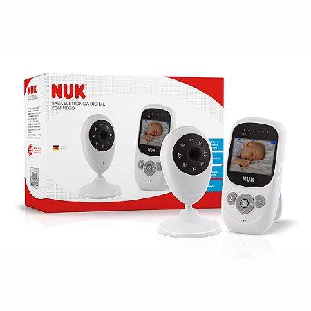 Babá Eletrônica com camera - Nuk