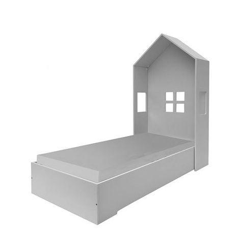 Mini cama montessoriana casinha - Puppi Móbile
