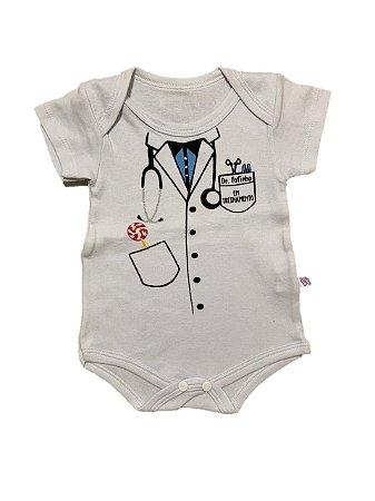 BODY DR FOFINHO MANGA CURTA - JAVA BABY