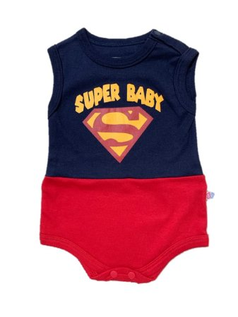 BODY SUPER BABY REGATA - JAVA BABY