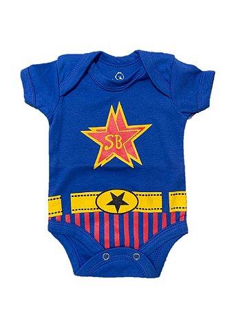BODY SUPER BABY 2 MANGA CURTA - BABY HOOD