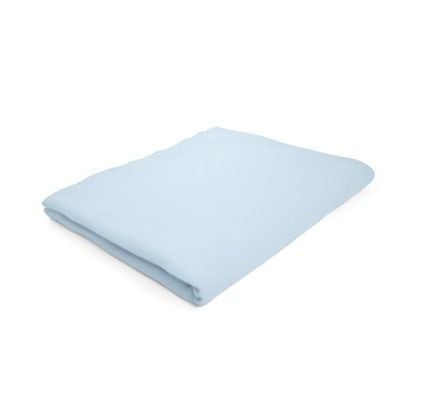 Lençol de Elástico Berço Desmontável Azul - 92 x 63 x 10 cm