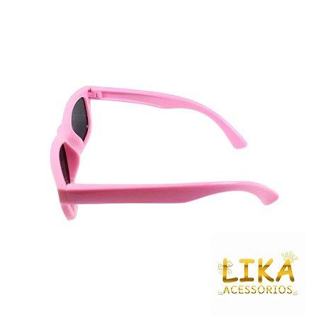 Óculos de Sol Rosa - Lika Nene