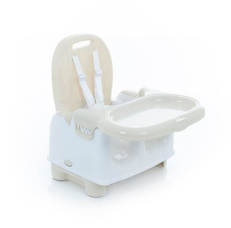 Cadeira de Refeição Portátil Bege - Mila Infanti