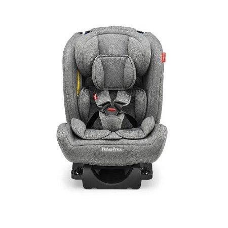 Cadeira para Auto All-Stages Fix de 0 à 36 Kg Cinza 2.0 - Fisher Price