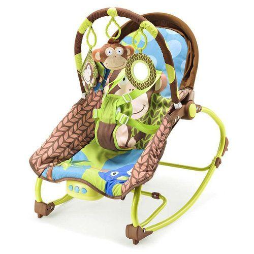 Cadeira Balance Macaco 0 à 20 Kg - Multikids