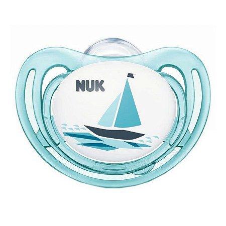 Chupeta Freestyle Azul 0 a 6 - NUK