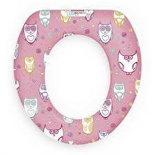 Redutor para vaso sanitário Rosa - Multikids baby