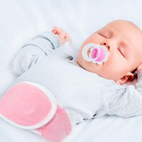 Cinta térmica para cólica rosa - Buba Baby