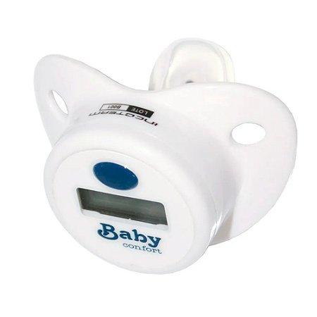 Termômetro Digital Tipo Chupeta Baby Confort - Incoterm