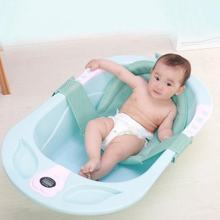 Rede protetora de banho azul - Kababy