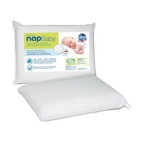 Travesseiro Nasa a partir de 1 Ano - NapBaby