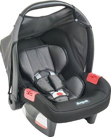 Bebê Conforto Touring Evolution SE Preto Cinza 0 a 13kg - Burigotto