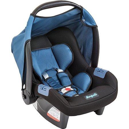 Bebê Conforto Touring Evolution SE Preto Azul 0 a 13kg - Burigotto