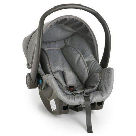 Bebê Conforto Cocoon Cinza 0 á 13kg - Galzerano