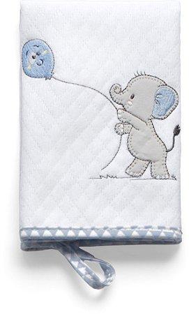 Kit com 2 Babinhas Lembranças de Infância Azul - Hug