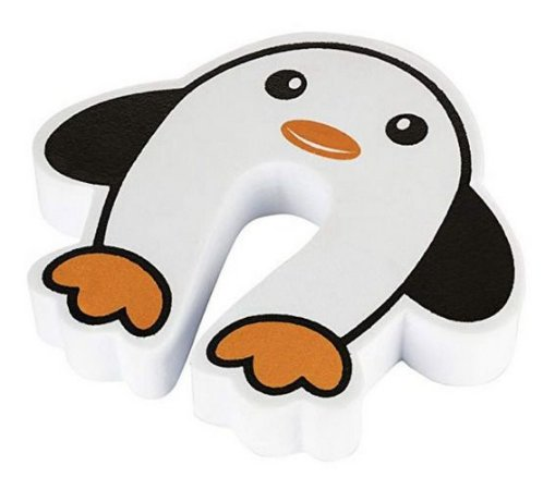 Protetor de Dedos para Porta Pinguim - KaBaby