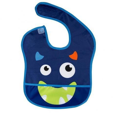 Babador Standard Monstro Azul - KaBaby