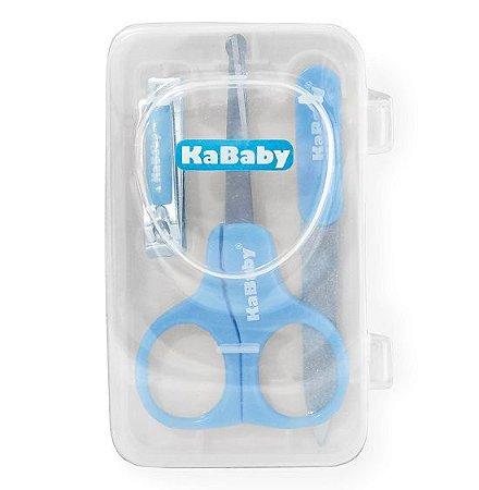 Kit Manicure Azul - KaBaby