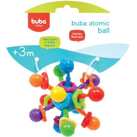 Chocalho Atomic Ball - Buba
