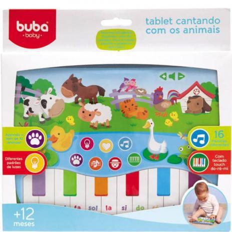 Tablet Cantando Animais - Buba
