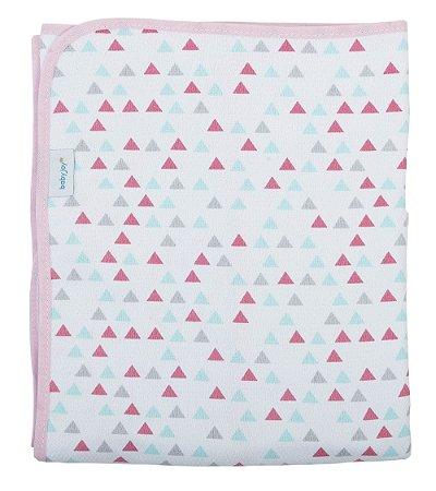 Cobertor Rosa - Incomfral