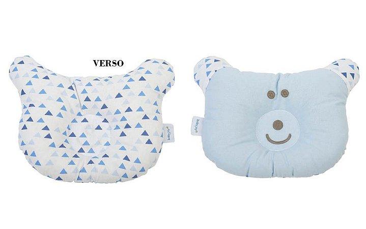 Travesseiro Anatômico Azul - Incomfral