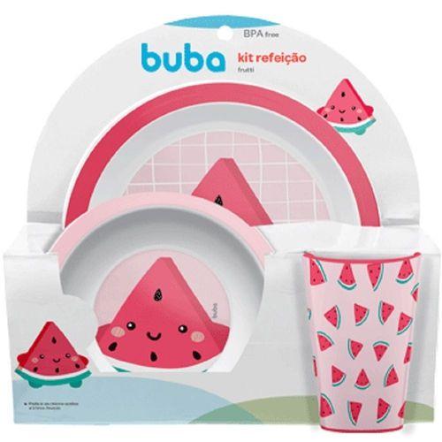Kit Refeição Melancia - Buba