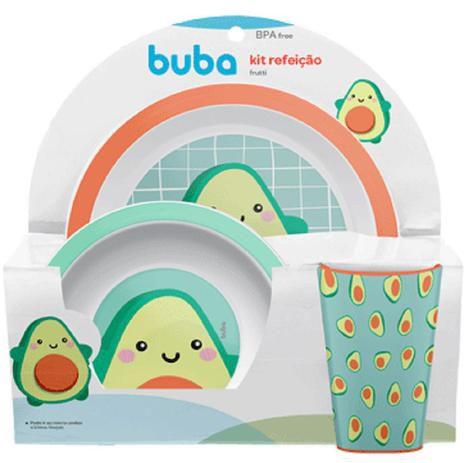 Kit Refeição Abacate - Buba