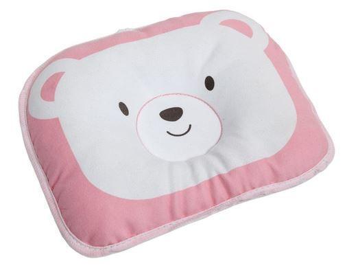 Travesseiro Urso Rosa - Buba