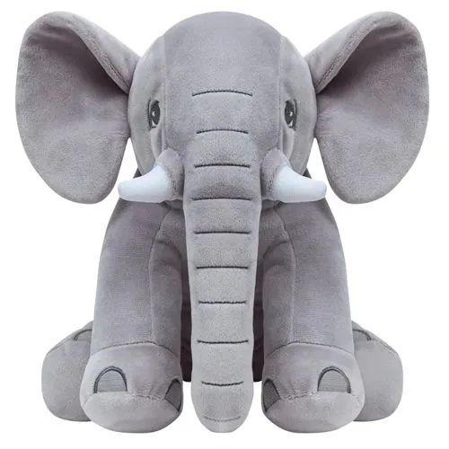 Elefante Gigante Cinza - Buba