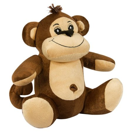 Safari Baby Macaco - Bichos de Pelúcia