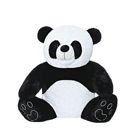 Panda Fofo G - Bicho de Pelúcia