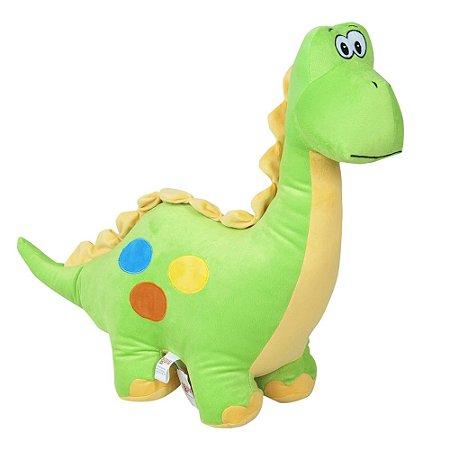 Dino Verde M - Bichos de Pelúcia