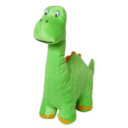 Dino Verde P - Bichos de Pelúcia
